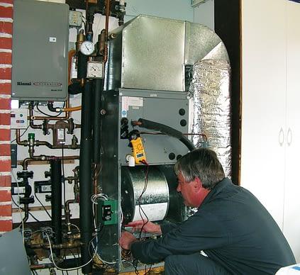 Heating Contractor Everett WA